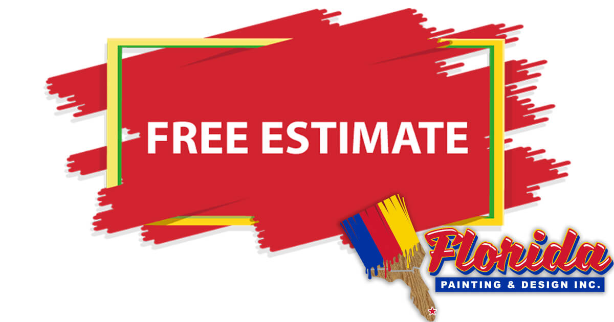 Free Estimate - Florida Painting And Design - Painters In Fort Lauderdale Florida